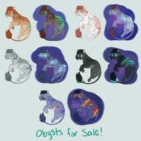Open Obyst Adopts by MissAbbeline