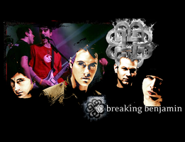 Breaking Benjamin by fuggerhugger