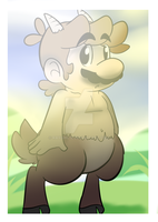 Adorable Mario by raygirl12