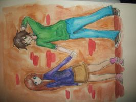 Hold My Hand (2) by JustADaydreamAway