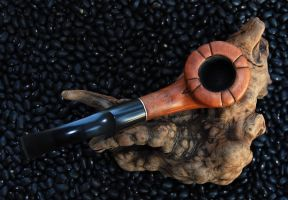 New Directions Tobacco Pipe by DreamingDragonDesign