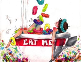 EatMeh. by PsychoInABox