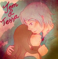The Infernal Devices - Jem and Tessa -Wo ai ni by Felwyn