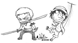 Chibi Rookies 1 by noot