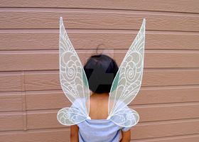 children's Secret of the Wings Tinkerbell costume by FairyberryBlossoms