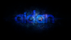 Aidan - Desktop Background by Aidan98