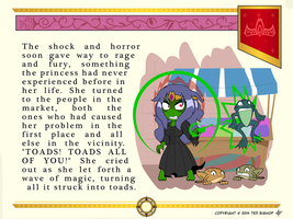 Another Princess Story - Toads for Everyone by Dragon-FangX