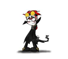 Jack Spicer by HappyEvil101