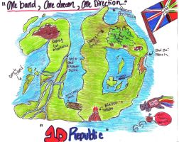One Direction Republic by alexaride