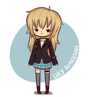 Request- Lucy by pikabang