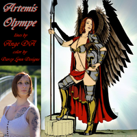 Angel Artemis Olympe - Ange10 And DarcyLynnDesigns by zenx007