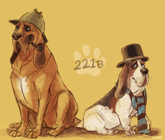 hounds of baskerville by Sydsir