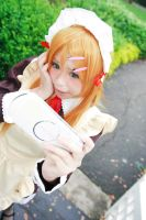 Ore no Imouto - Meido Kirino by Xeno-Photography