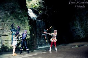 Come closer... by Harker-Cosplay