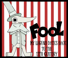 FOOL by Ink-Leviathan