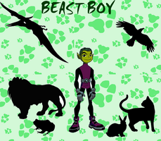 Beast Boy by perry321