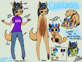 Centuries ref by Major-FURsonality