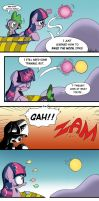 Twilight Raises the Moon by labba94