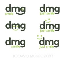 DMGroup Logo Concepts 1 by Concept-X