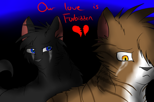 Our love is forbidden by Nightclaw5938