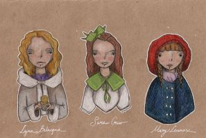 book ladies 1 by Endofmarch