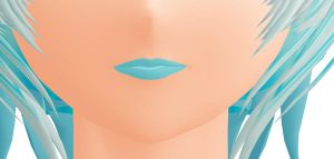MMD Lips of an Angel by inuyasha231