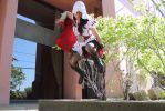 Ezio Cosplay 3 by xcalixax