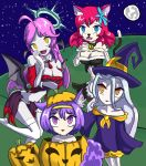 NGNL Halloween Contest by PrinceRozetta63