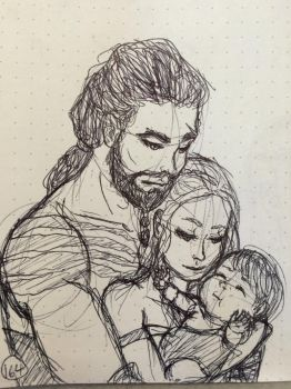 Khal +  Dany by luvliX3