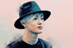 Suho by bubble-min