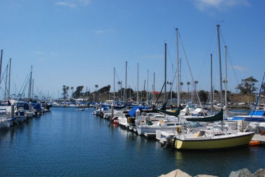 Oceanside Harbor by summerjasmine