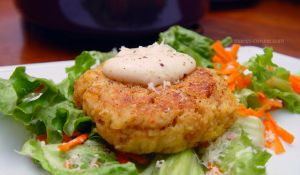 Crab Cake by maytel