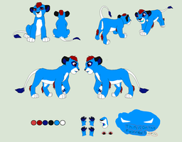 Ripclaw's Reference Sheet by Airazone