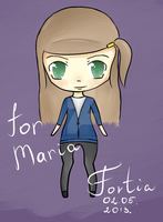 Maria by Fortia7