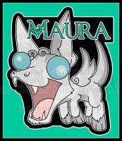 Herpa Derpa: Maura Badge 2013 by AirRaiser