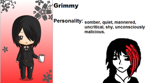 Grimmy by Psycho5Team