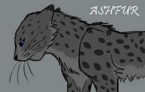 Ashfur by Lithestep