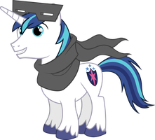 Shining Armor Arctic by Chalcedonian