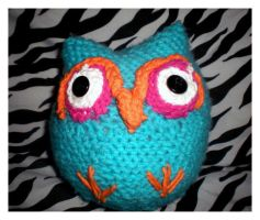 Owl by SarahReneeCreations