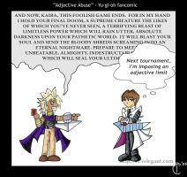 Adjective Abuse - YGO fancomic by CT02