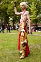 Gilgamesh Fate Stay Night by Nataku-de-Lahar