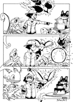Master Chef Ash Ketchum by Rohanite