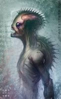 Creature_x001 by noistromo
