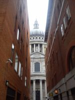 St Paul's Cathedral-1 by Dan21Almeida95