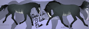 Once In A Blue Moon by emmy1320