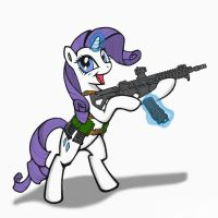 Art of The Tactical Carbine (colored) by Rex42