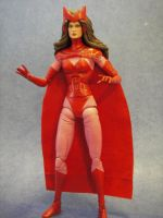 Scarlet Witch by cusT0M