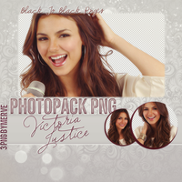 Victoria Justice PNG PACK by flawlessjlaw