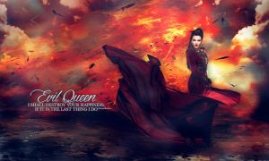 Evil Queen by KdesignsB