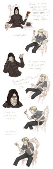 slytherin careers advice by Forbis